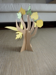 Ramadhan 3D Good Deed Tree