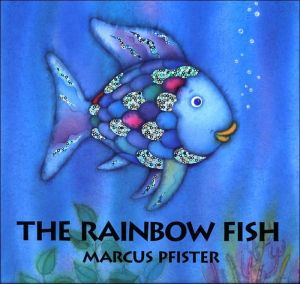 Rainbow fish a story about sharing muslim learning garden for Rainbow fish story