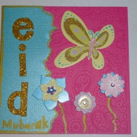 DIY Eid Cards