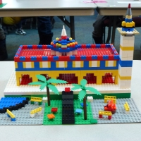 Lego Mosque