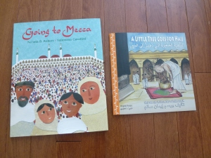 Hajj themed books