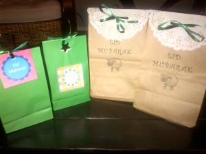 Eid Treat Bags