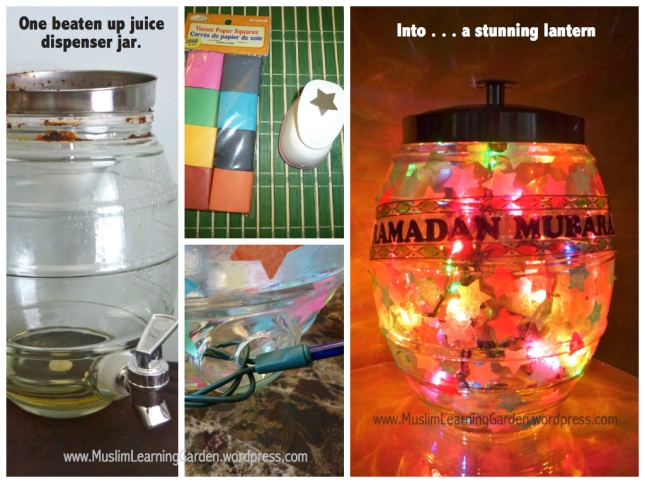Jar Lantern Craft