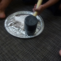 Pie Tin Moon Phases Display for Ramadan