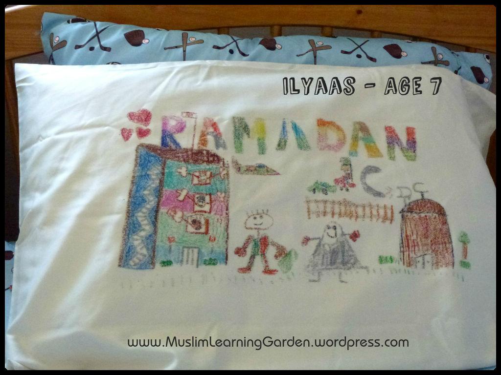 Pillowcase Il & Ramadan \u0026 Eid Crafts Ideas | Muslim Learning Garden pillowsntoast.com