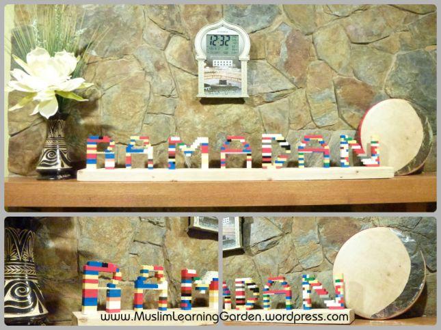 Ramadan Lego