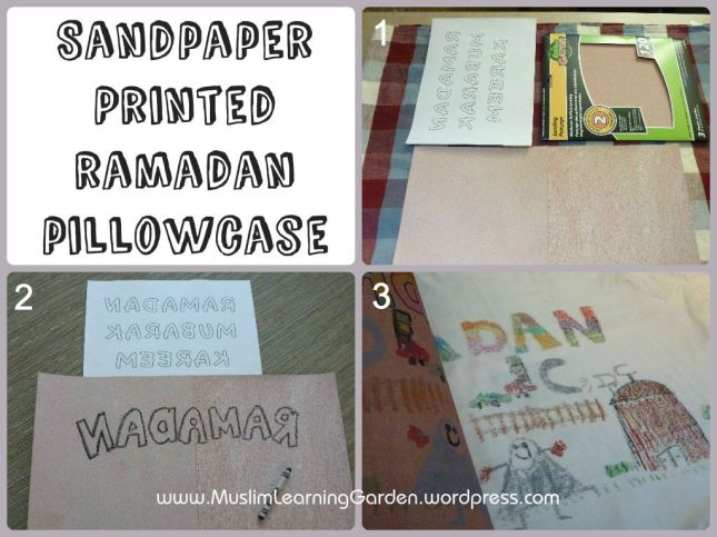 Sand Paper pillowcase